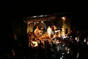 Fotos z poKoutního festivalu